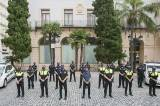 17 nous agents al cos de Policia Local de Gandia
