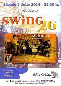 concertswing
