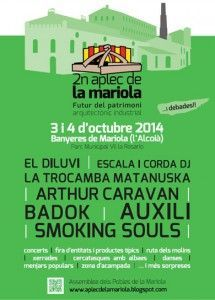 cartell 2014 concerts
