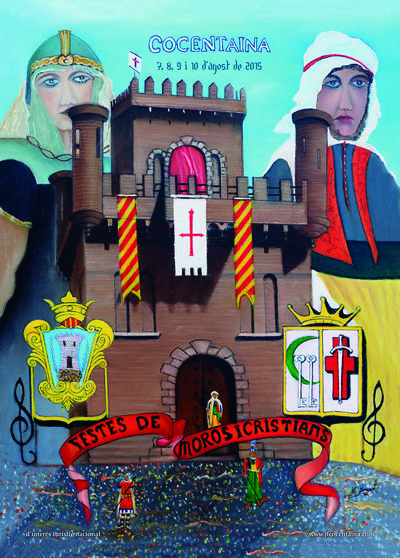 cartell festes cocentaina 2015